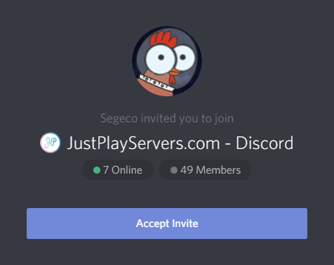 Forums - JustPlayServers